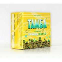Грязевое арома-мыло «Чайное дерево-мята»