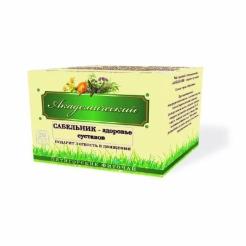 Фиточай травяной «Академический» «Сабельник» 30 гр. ф/п (20*1,5гр)