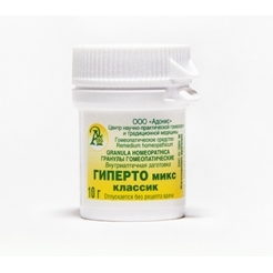 Гранулы гомеопатические «Гиперто-микс / классик»10гр.